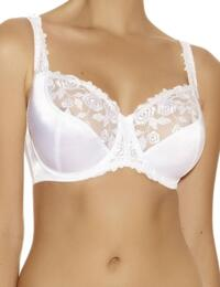 Fantasie Belle : Underwired Balcony Bra FL6010 - White