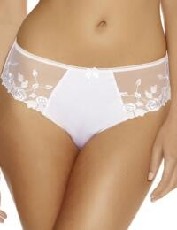 Fantasie Belle : Underwired Full Cup Bra FL6000 - White