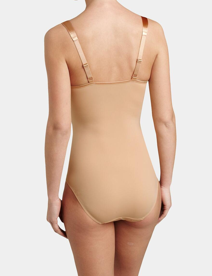 Triumph Soft & Form Bodysuit - BSW - Milk Tea