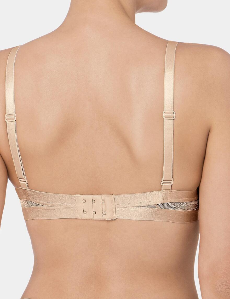 Triumph Airy Sensation P Bra - 10181794 - New Beige