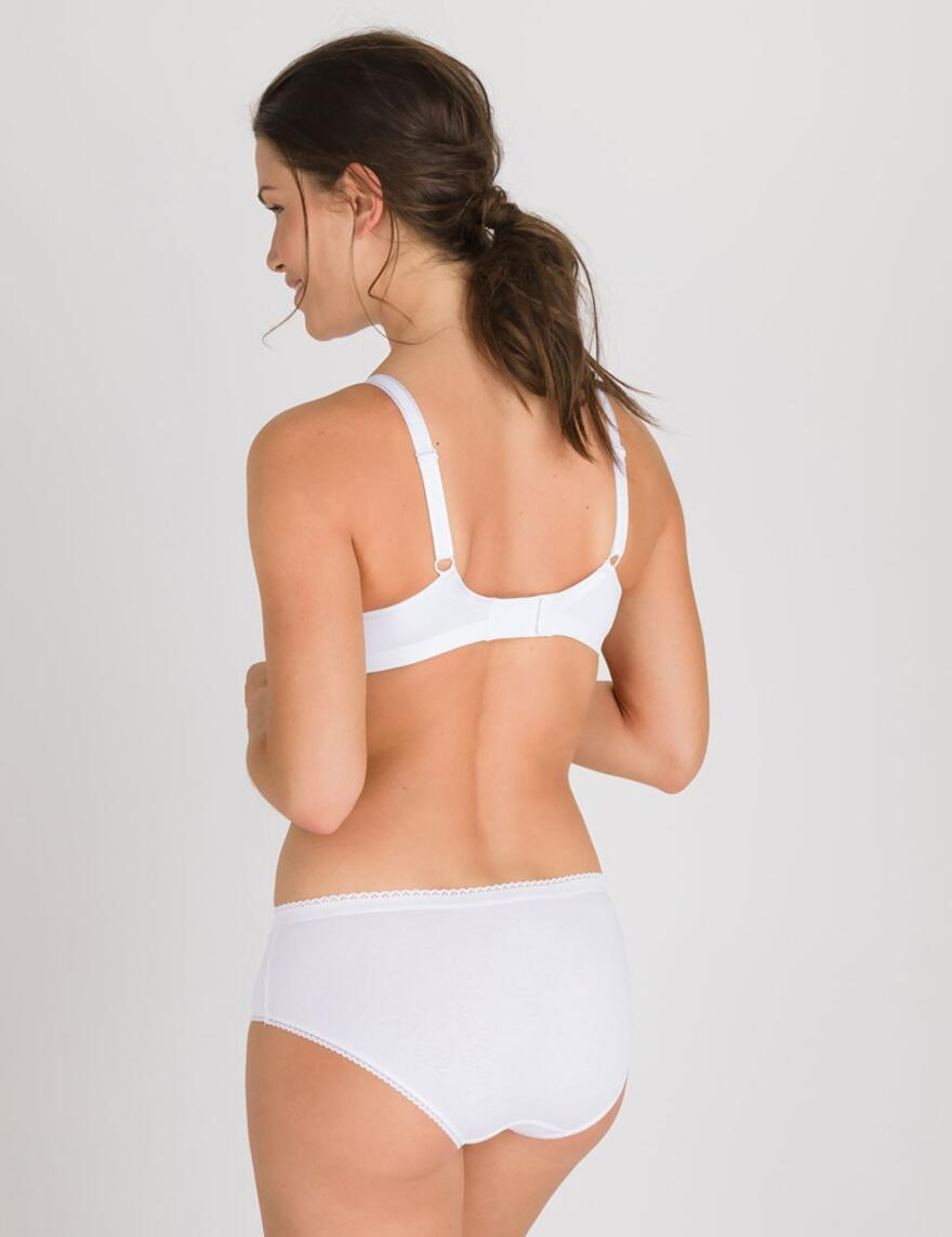 Playtex Microsoft Support Soft Cup Bra - P00BD (2 Pack) - White