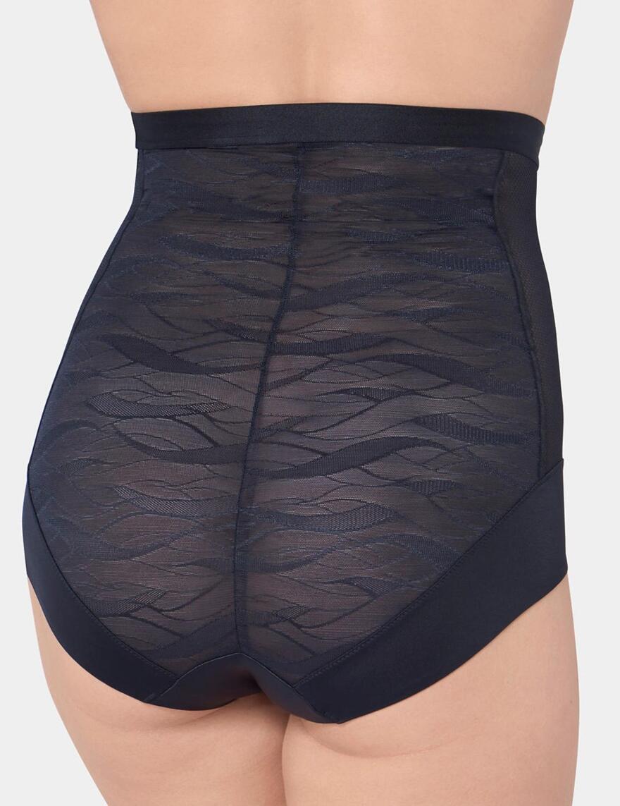 Triumph Airy Sensation Shaping Highwaist Panty - Black