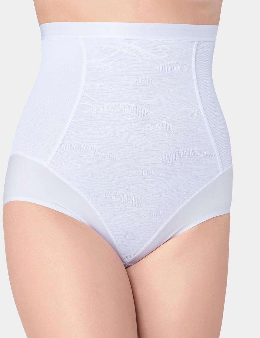 Triumph Airy Sensation Shaping Highwaist Panty - White