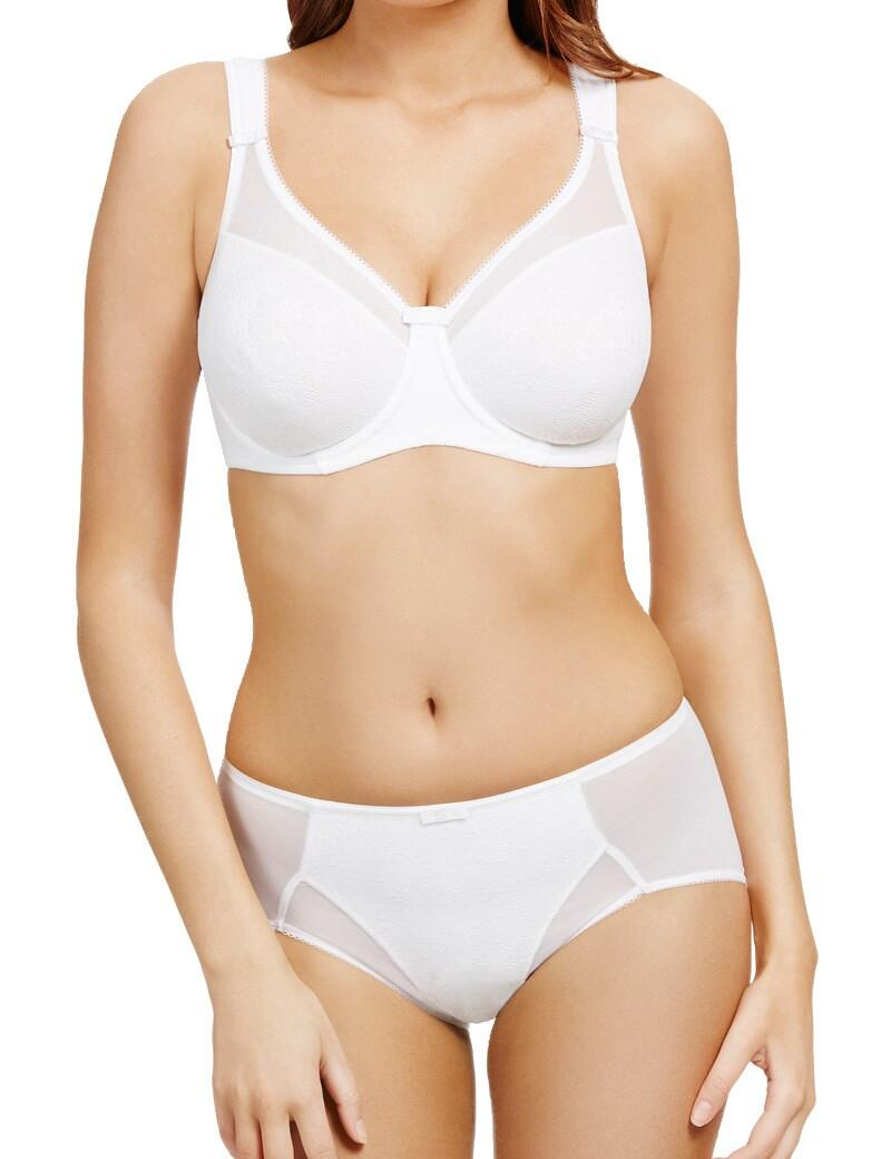 Berlei Beauty Minimiser Bra - B521 - White