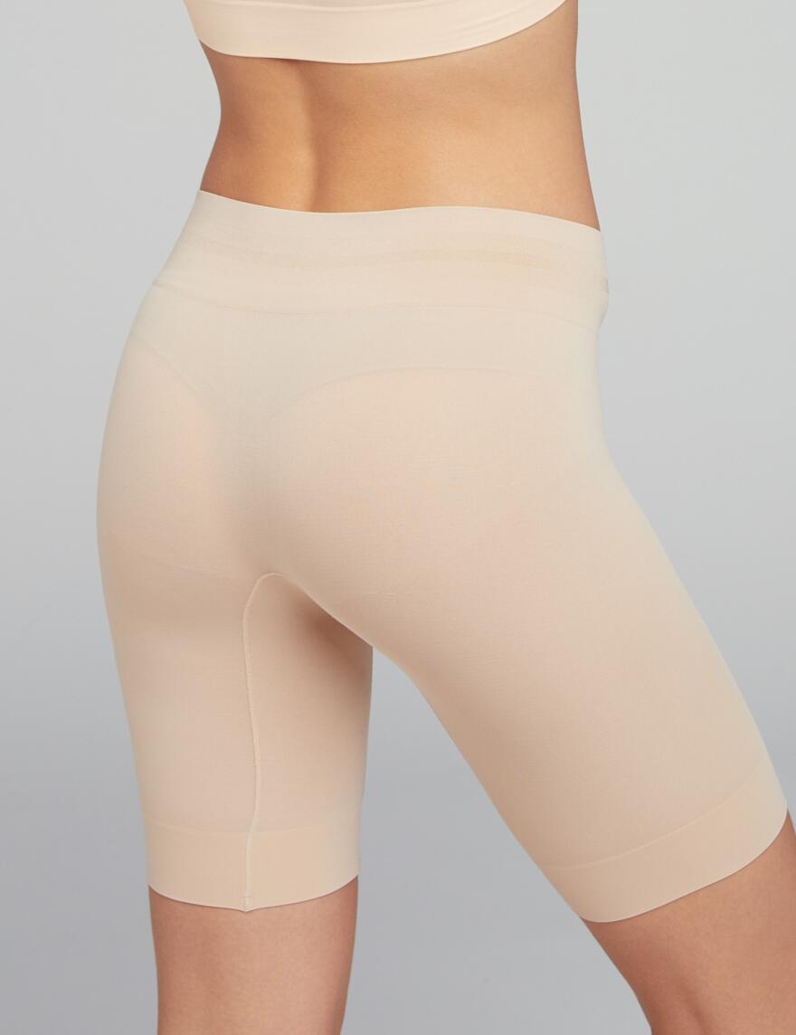 Jockey® Skimmies® Cooling Midlength Slipshort -  2113 - Light Skin