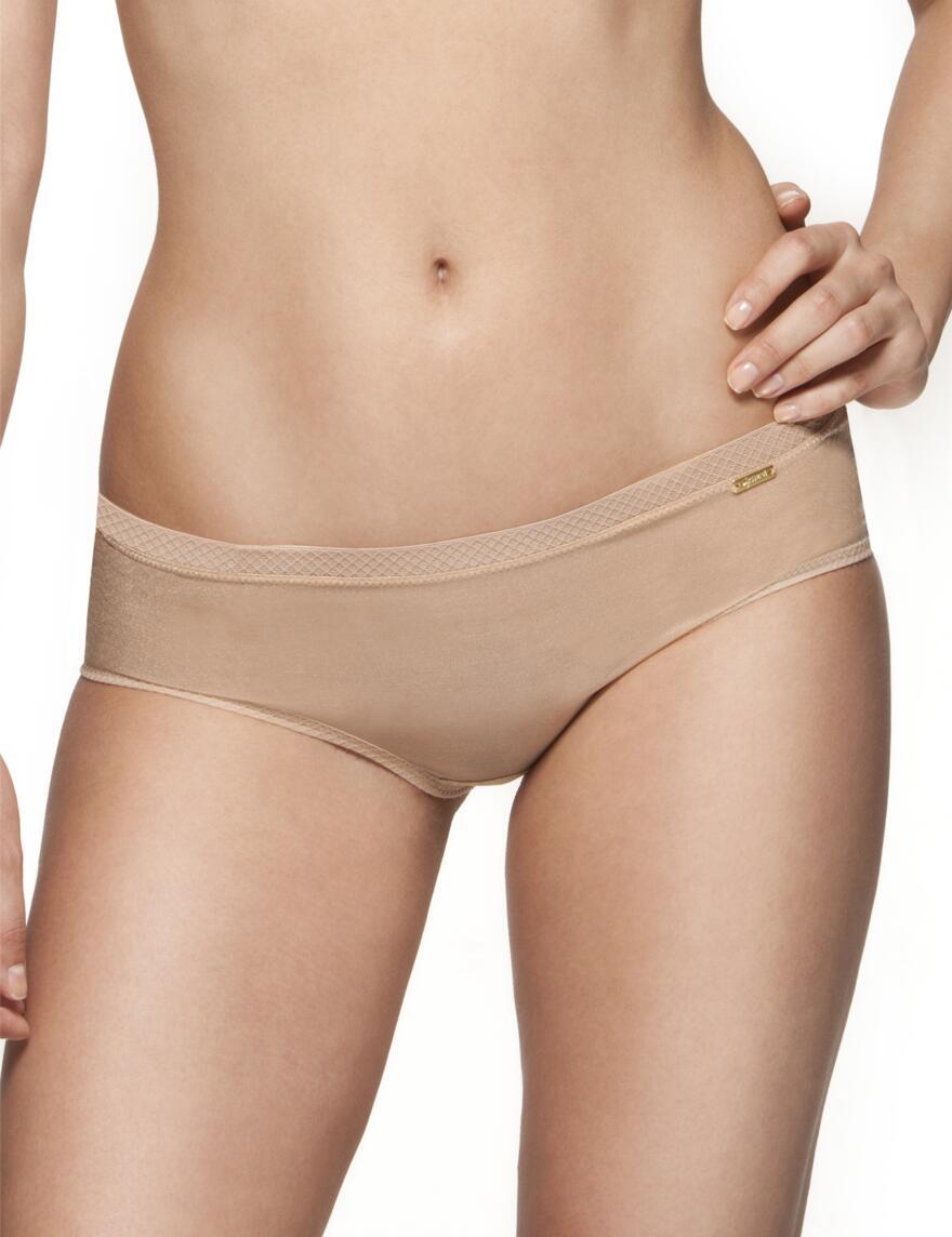 Gossard Glossies Shorts - Nude