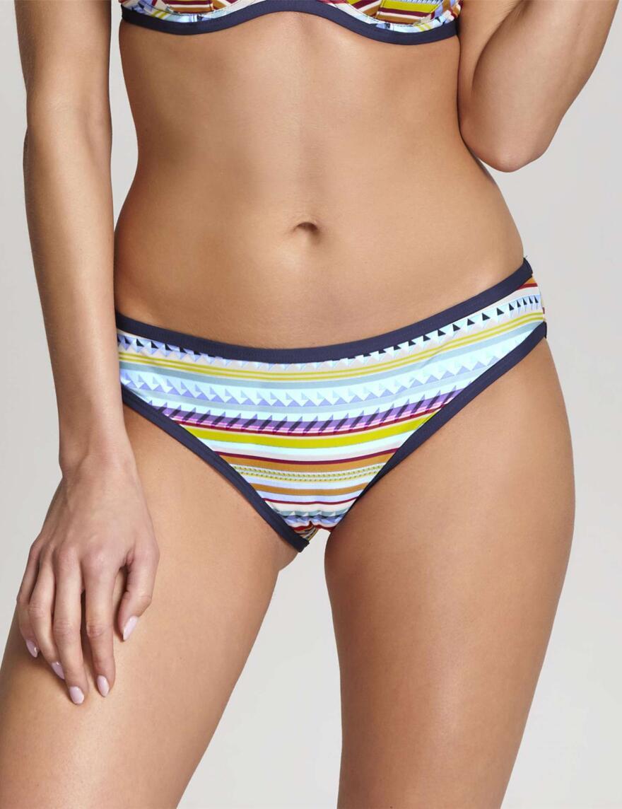 Panache Aspen Classic Bikini Bottom - Multi