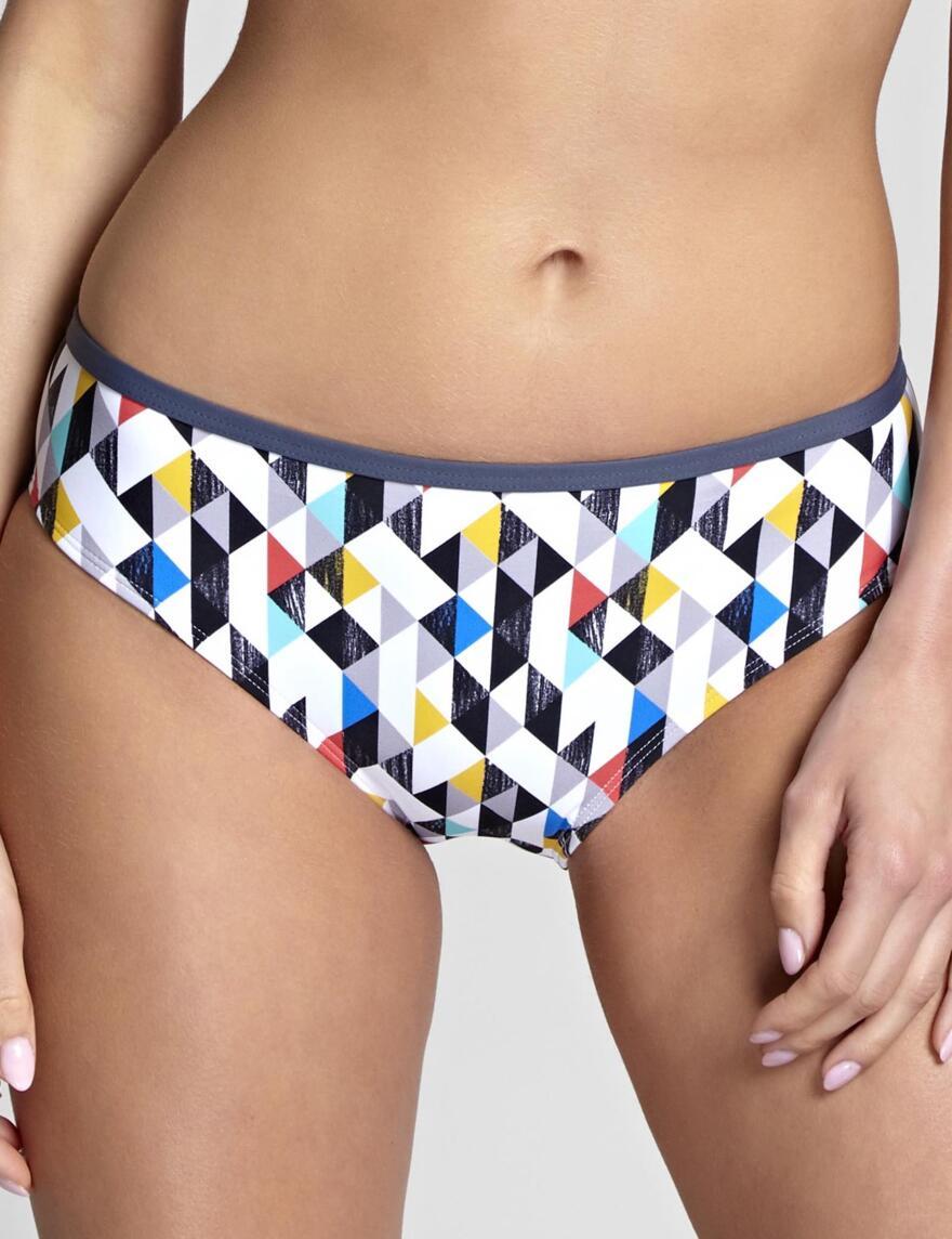 Panache Jolee Classic Bikini Bottom - Multi