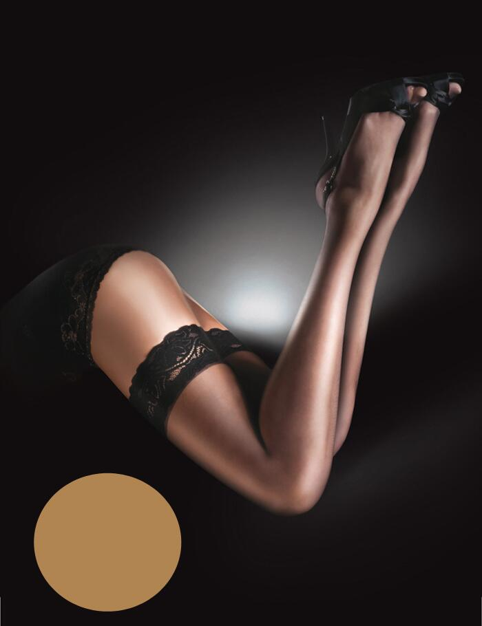 Aristoc Sensuous Hold Ups - Nude