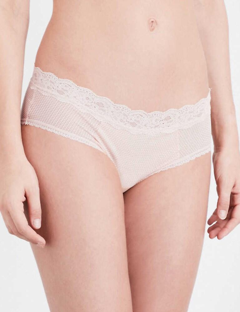 Passionata Brooklyn Shorty Briefs - Pearl