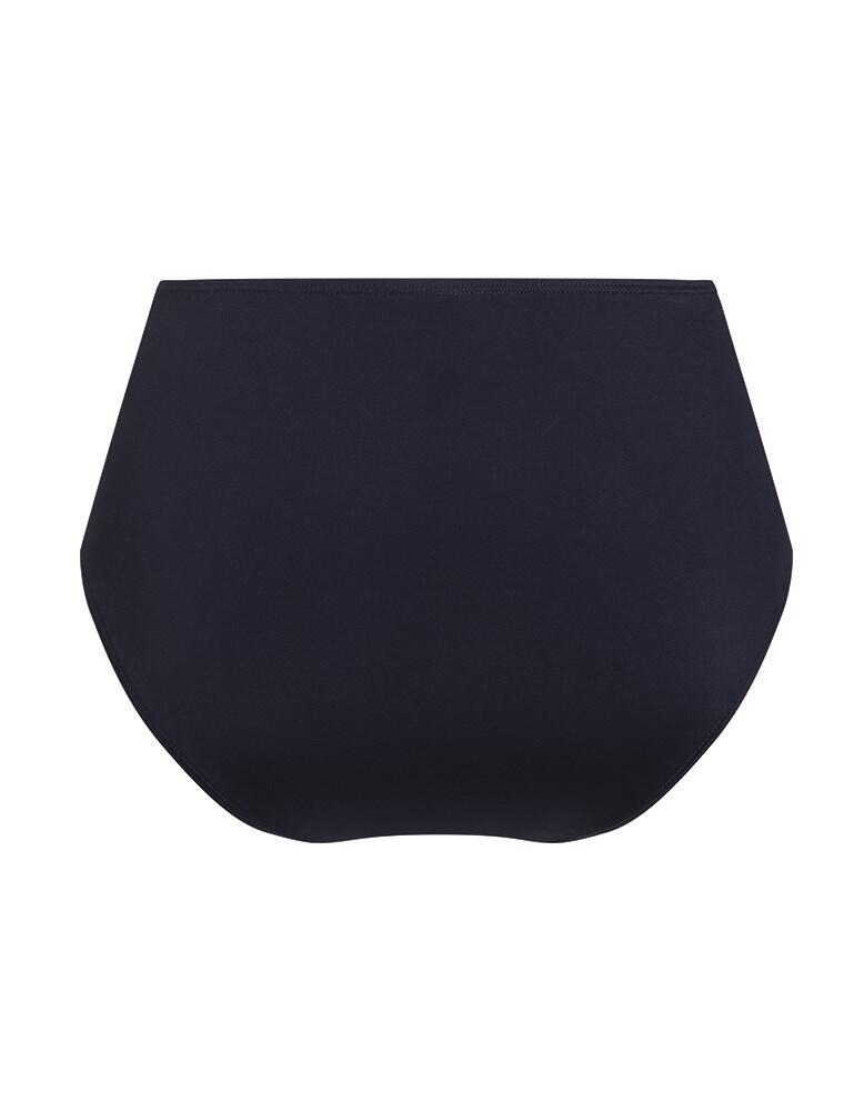 Amoena Capri High Waist Bikini Brief - Dark Multi