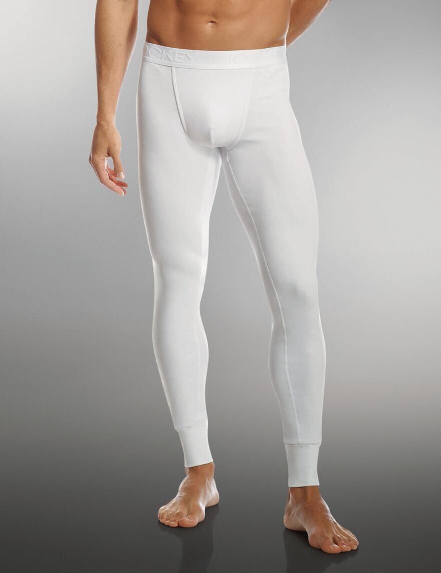 Jockey Modern Thermals 1550 Long - White