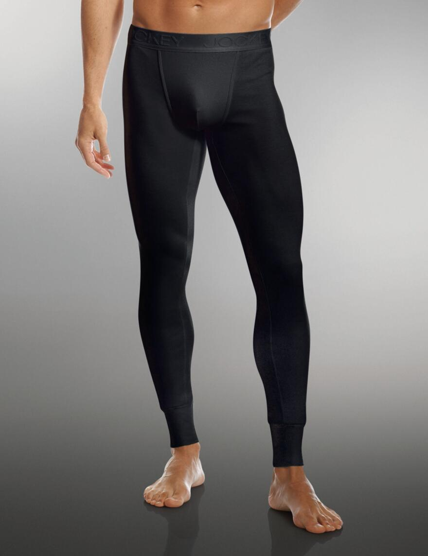 Jockey Modern Thermals 1550 Long - Black