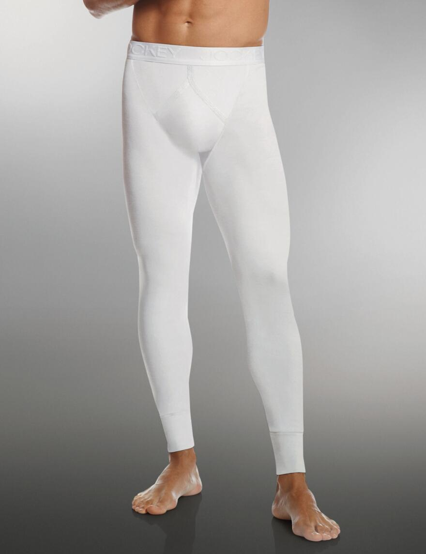 Jockey Modern Thermals 1550 Y-Front Long - White