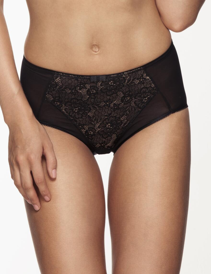 Berlei Beauty Deep Brief - Black