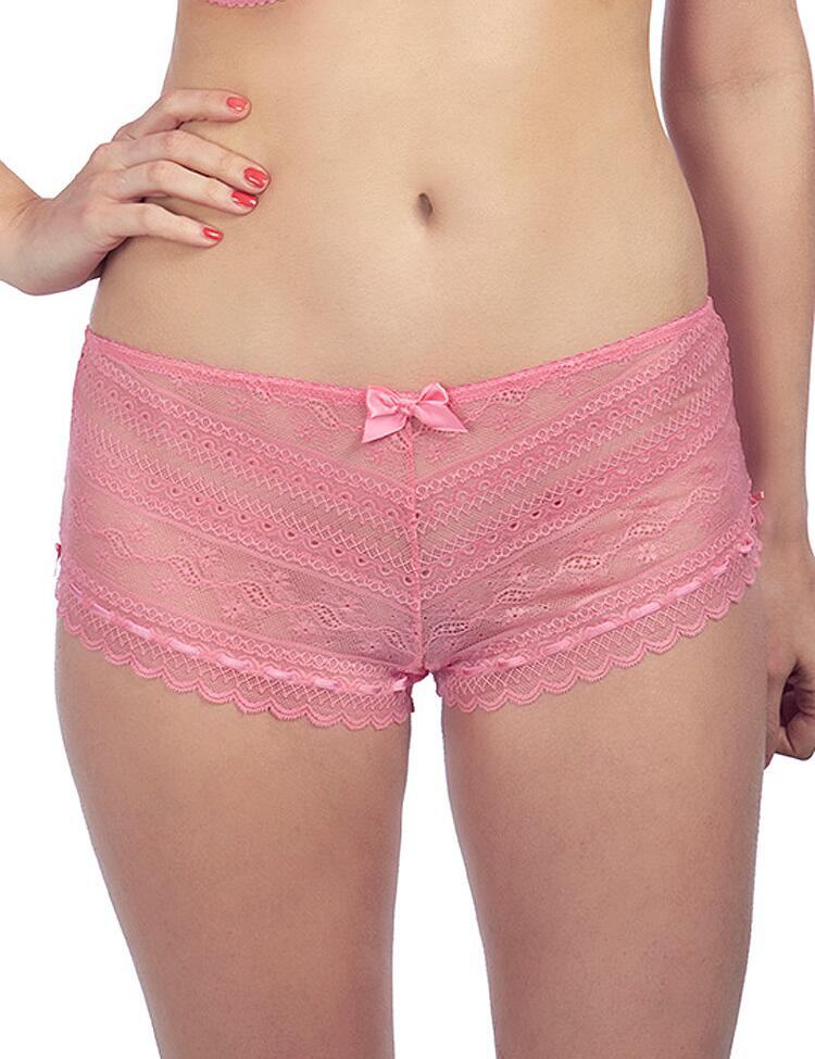 Tutti Rouge Liliana Short - Hibiscus Pink