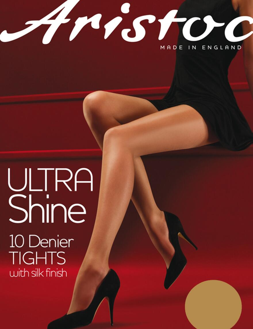 Aristoc Ultra Shine Tights - 10 Denier  - Illusion