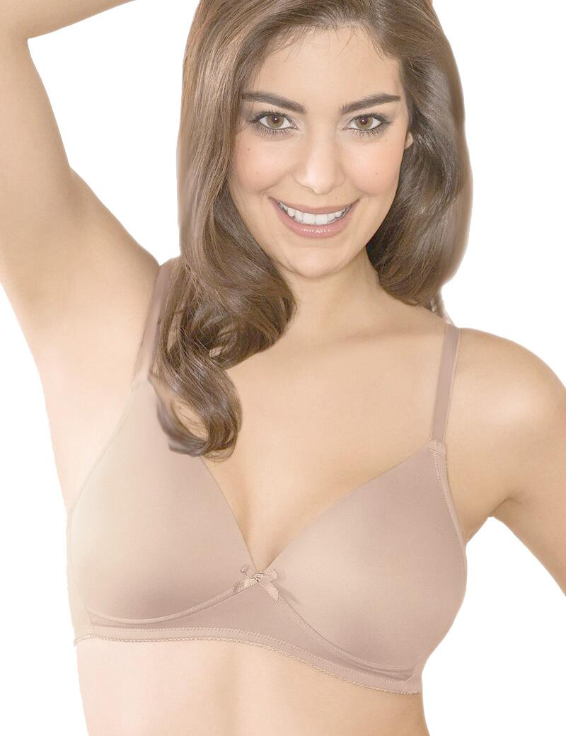 Naturana Soft Cup Padded Bra - 5166 - Light Beige