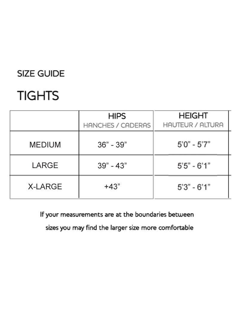 Andrea Bucci Ultra Sheer Matt Tights - 15 Denier - Natural