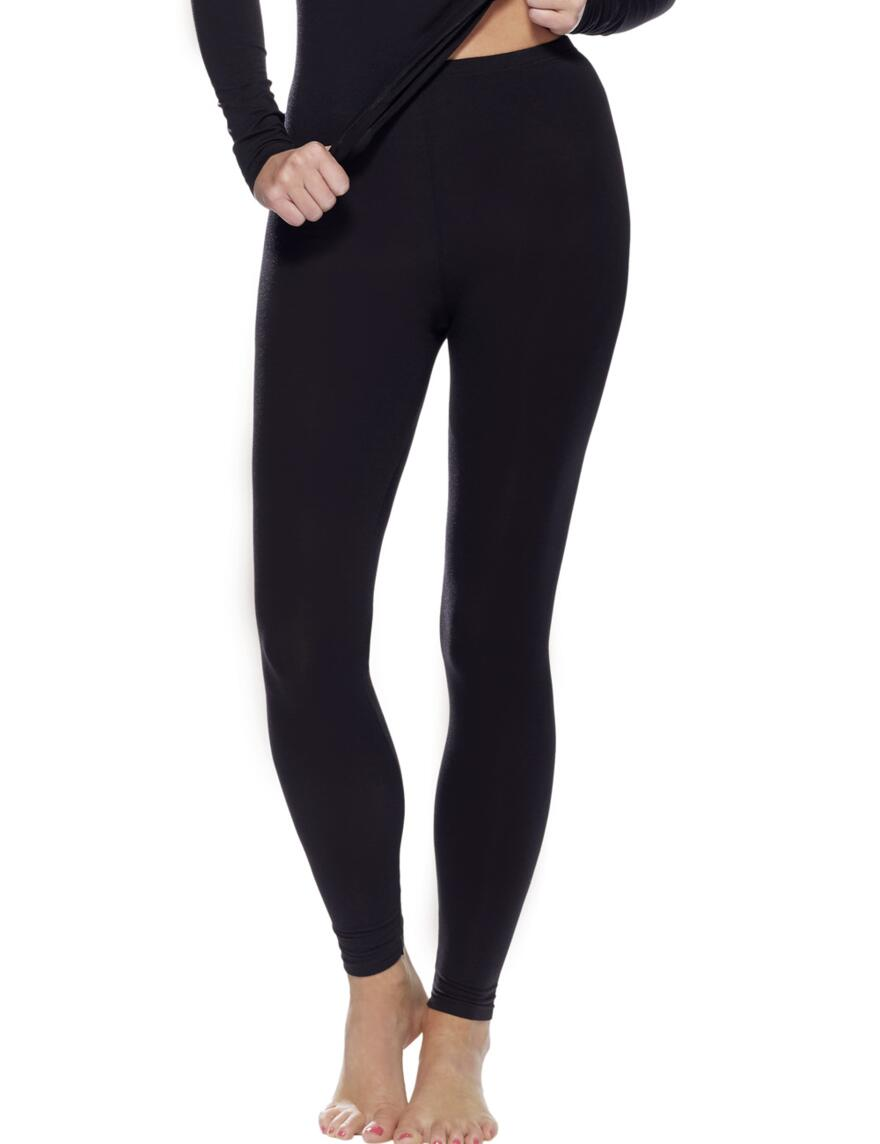 Charnos Second Skin Thermal Leggings - Black