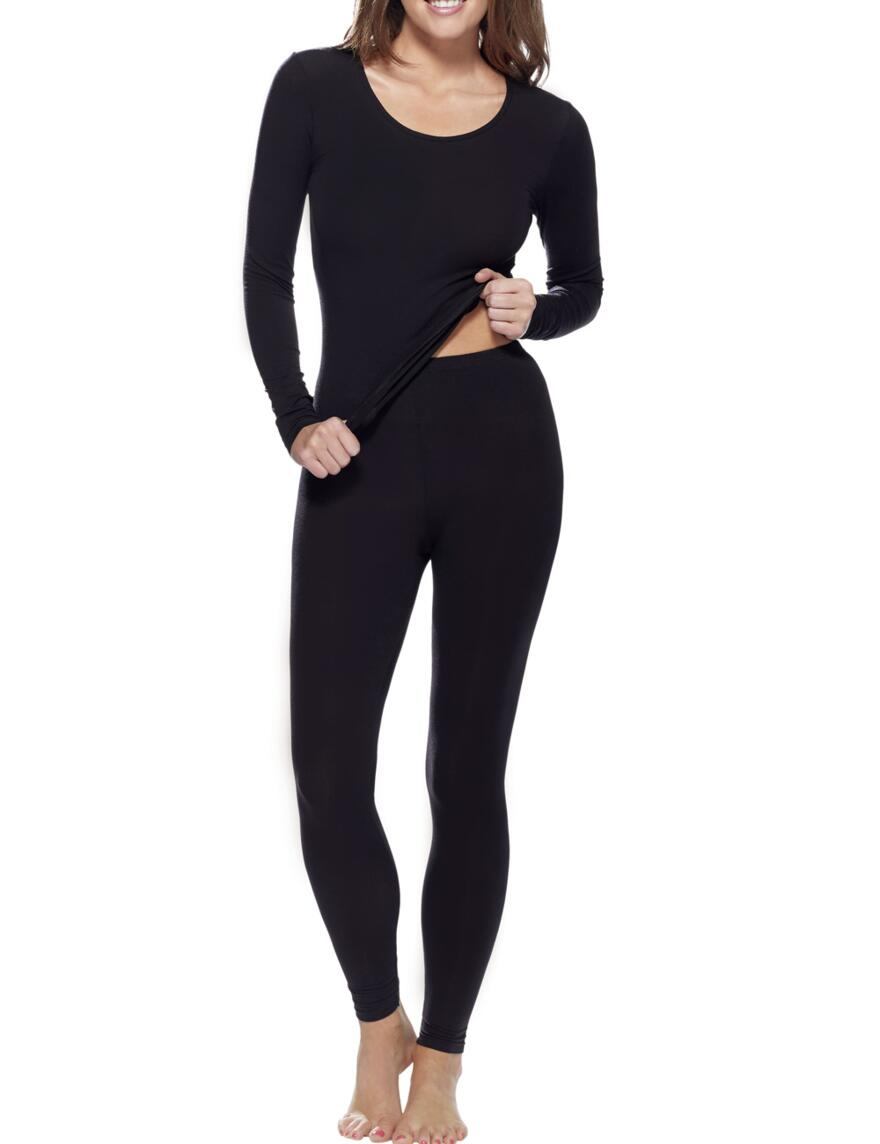 Charnos Second Skin Thermal Leggings - Black