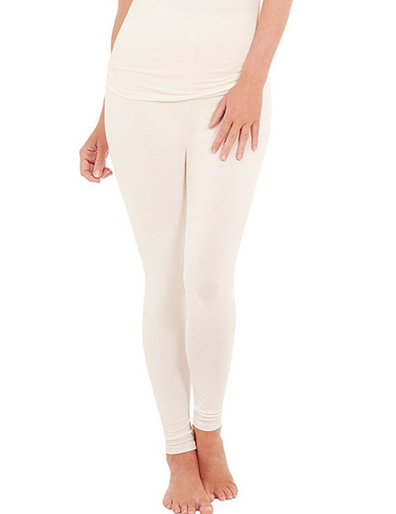 Charnos Second Skin Thermal Leggings - Ivory