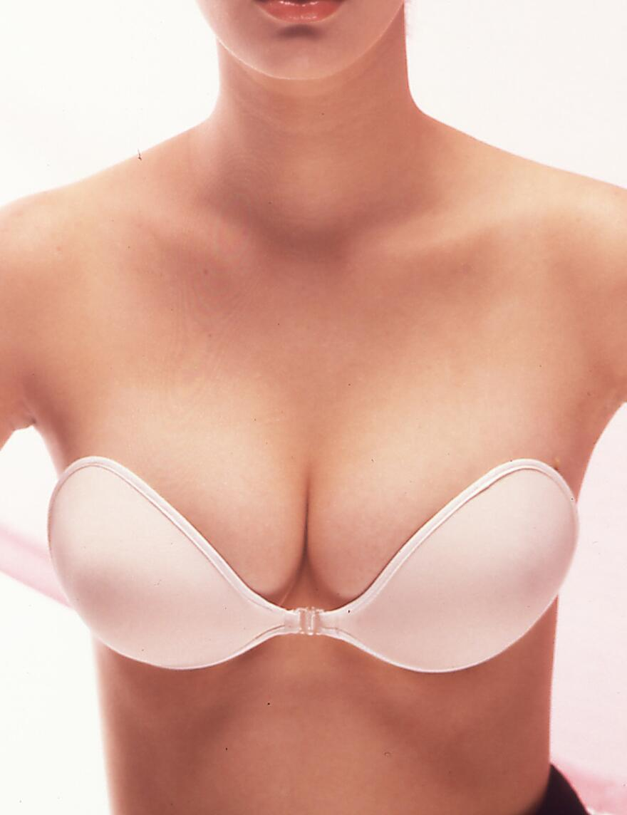 Eve's Bra- Backless, Strapless, Adhesive Bra - Nude