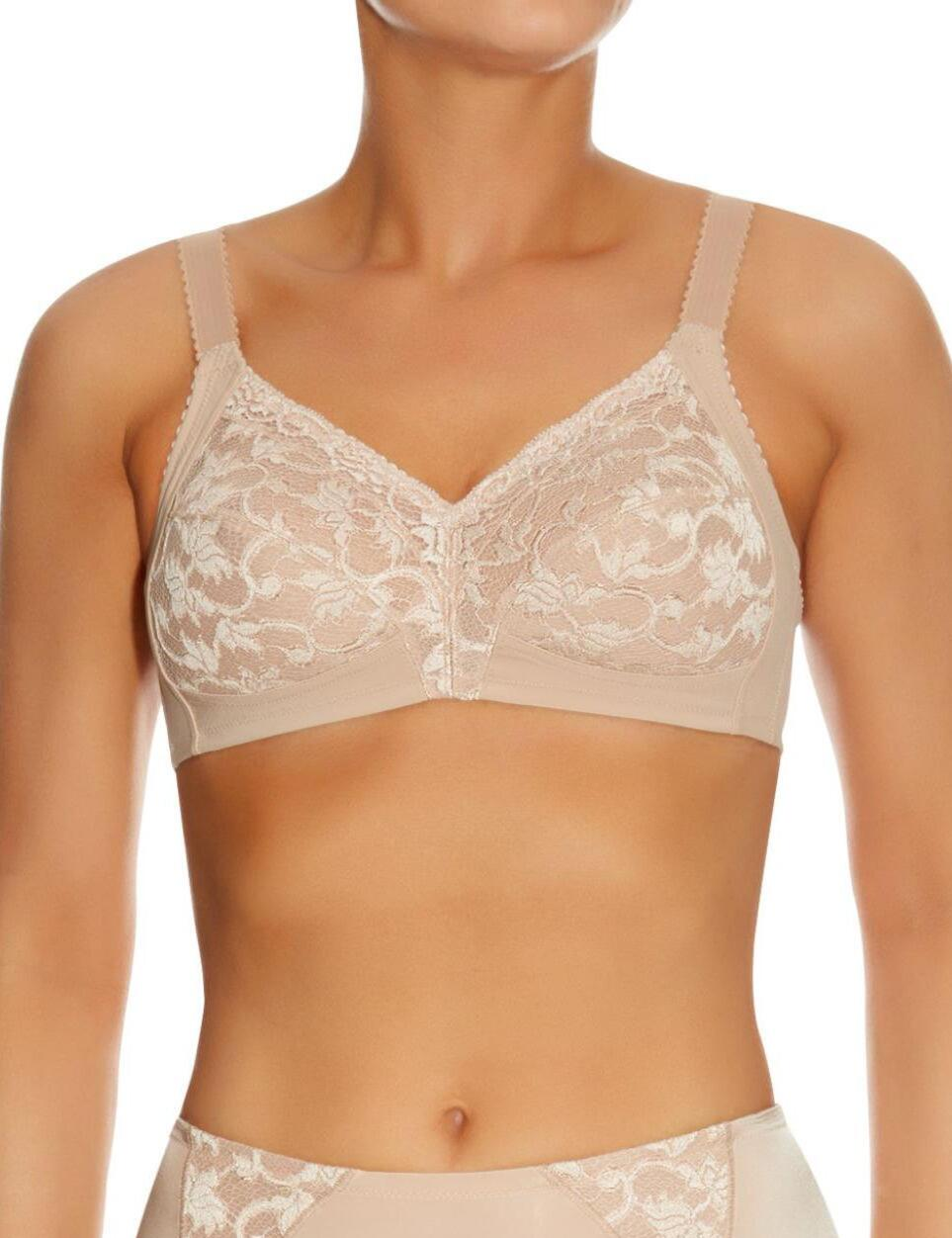 bd6a1c3f61 Triumph Delicate Doreen N Non Wired Full Cup Supportive Soft Lace ...