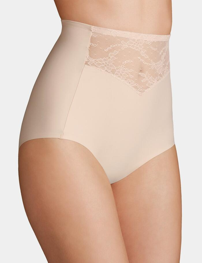Triumph Beauty Sensation High Waist Control Brief - Skin