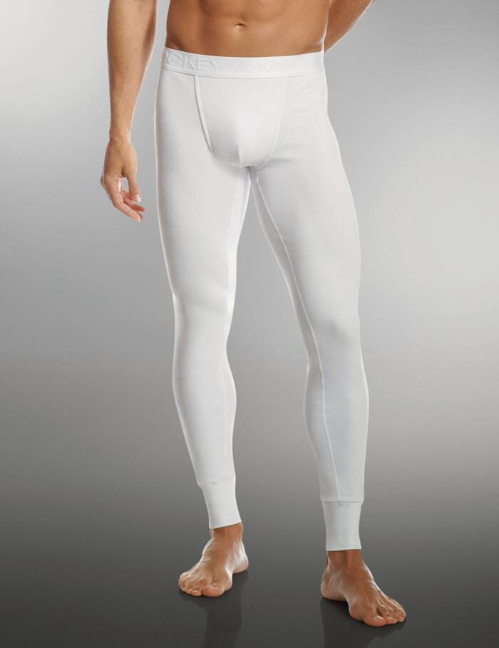 Jockey Modern Thermals 1550 Long - White