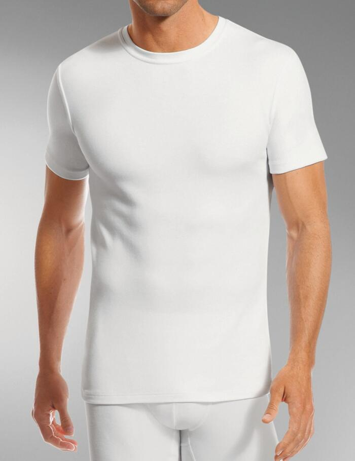 Jockey Modern Thermals 1550 T-Shirts - White