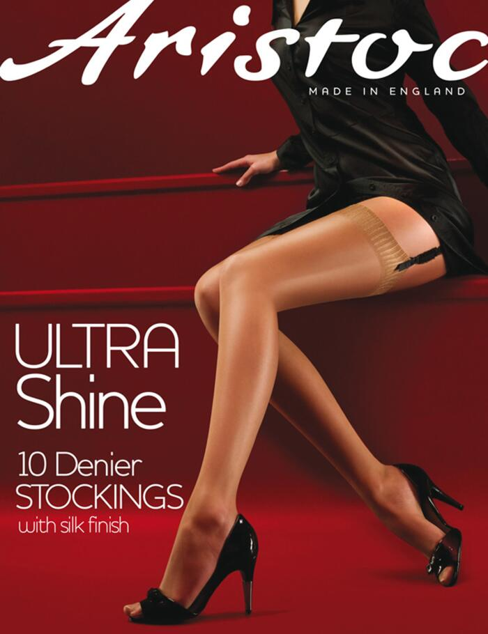 Aristoc Ultra Shine Stockings - Illusion