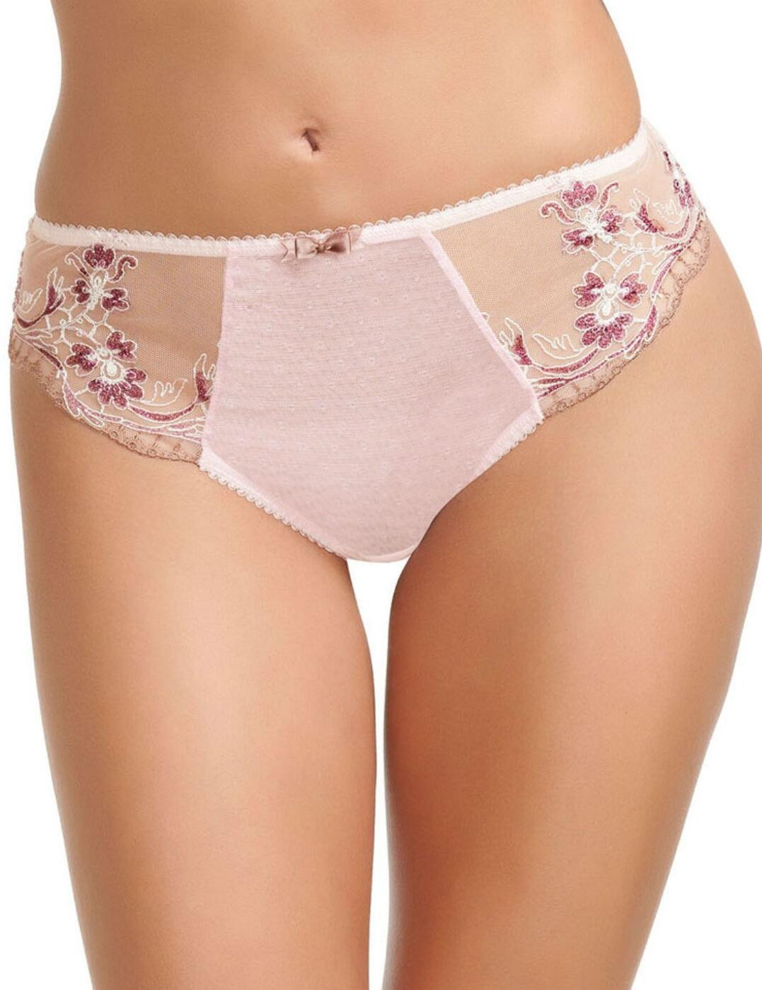 New Fantasie Lingerie Melissa Brief Knicker Pant 2935 Soft Pink Size Small