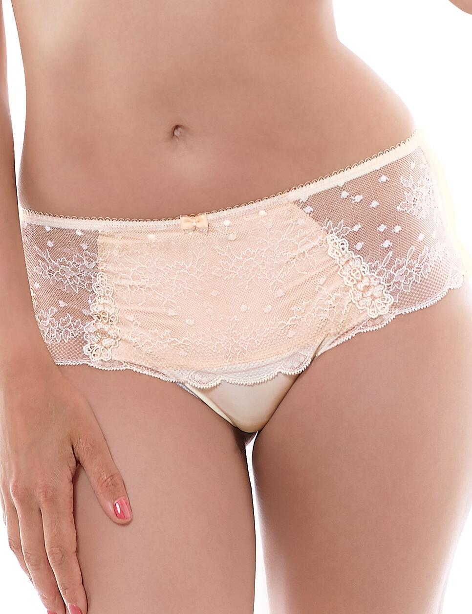 cd13f411a8 Fantasie Lingerie Ivana 9027 Deep Thong Knickers In Oyster